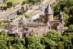Burg Stahleck i Bacharach